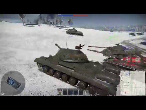 War Thunder карта волоколамск и советские танки Youtube