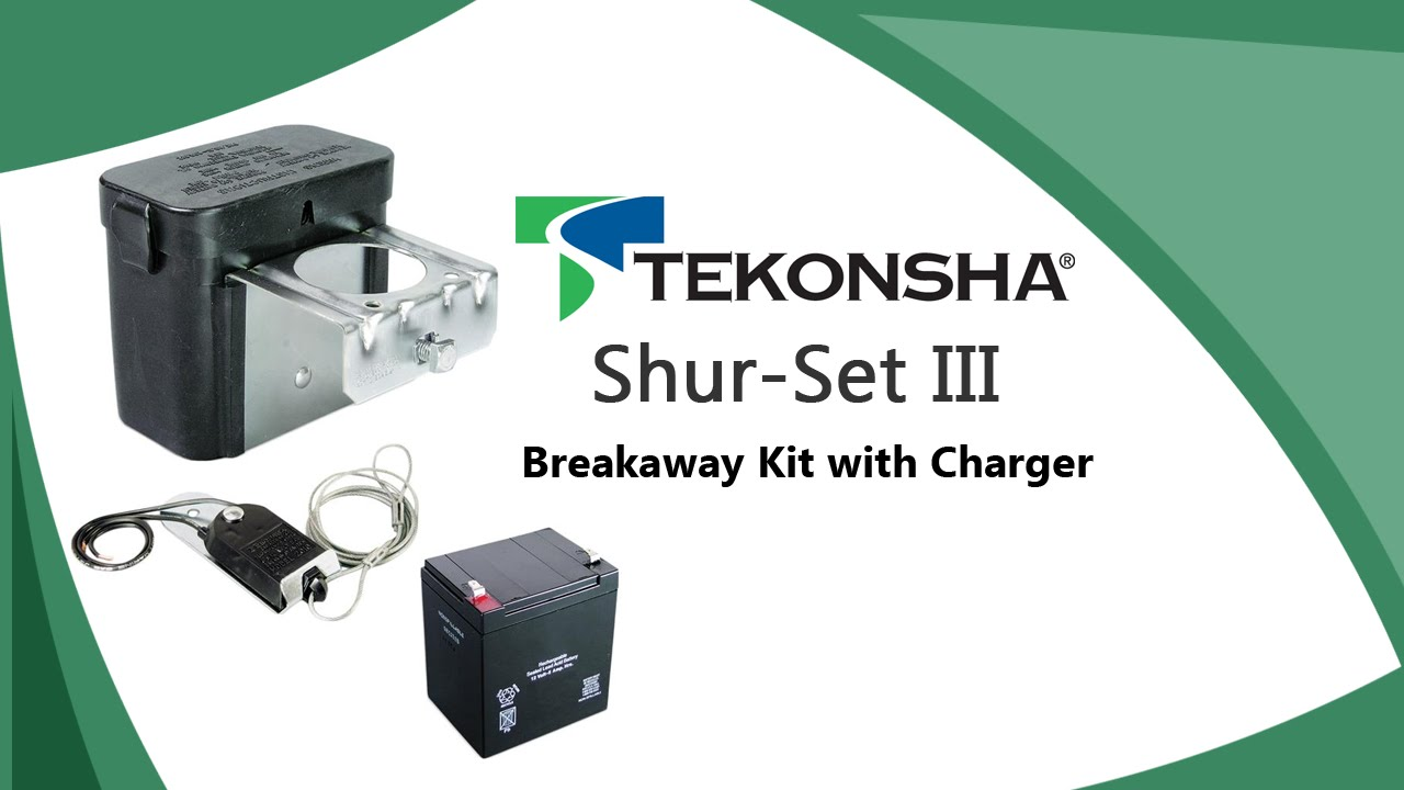 maxresdefault tekonsha shur set iii breakaway kit youtube tekonsha breakaway system wiring diagram at crackthecode.co