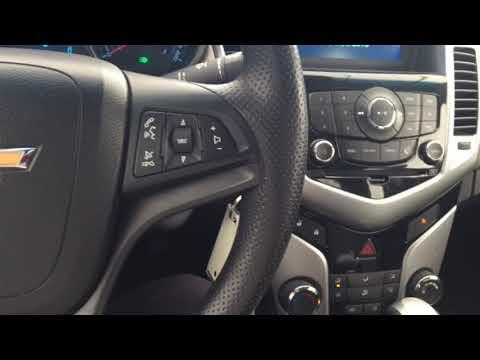 2011 Chevrolet Cruze LS BLUETOOTH, SIRIUS RADIO, CLOTH