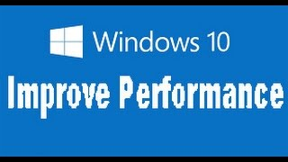 How to Optimize and clean up Window 10 For Performance Tips