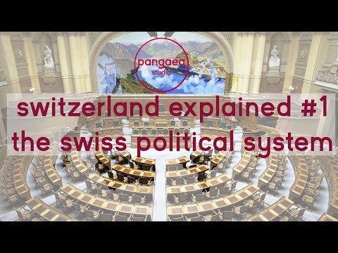 SWITZERLAND EXPLAINED #1 - the swiss political system
