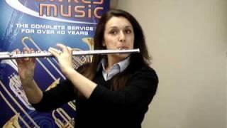 Pearl Flute - 795RBE Coda Elegante