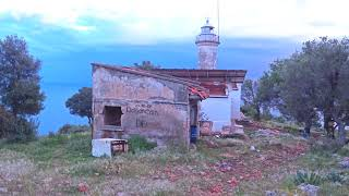 Mart ayında Gelidonya Fenerinde Kamp - Likya Yolu hakkında bir kaç bilgi