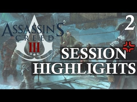 Assassin's Creed 3 Multiplayer | Live Session Highlights #2