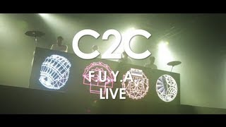 Repeat youtube video Live C2C - F.U.Y.A - PANORAMAS 2012