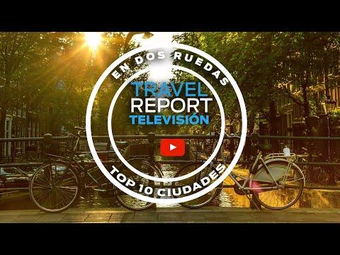 Las 10 mejores ciudades para explorar en bicicleta
