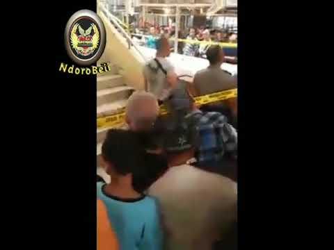 Pelayan Warung Nasi Tewas Terjatuh dari Lantai 3 Pasar Cisalak Depok Mp3