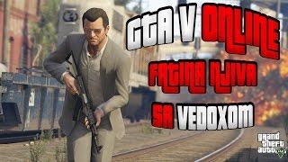 GTA V | Sa Vedoxom | Fatina njiva |