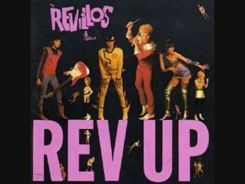 The Revillos-Secret of the Shadow
