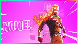 THE COOKIE WILL RETURN WITH A NEW STYLE? CHRISTMAS SKINS.. -Fortnite Battle Royale