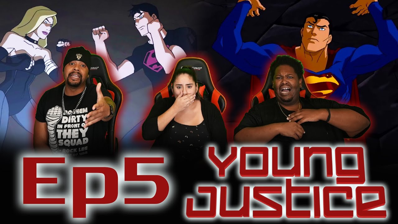 Download Super Boy Wanted a Dad...Got A Momma? Young Justice Season 1 Episode 5 Reaction