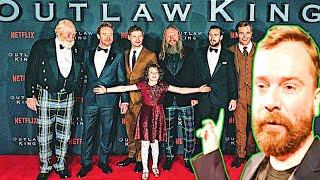 Scottish Vlogger INVADES RED CARPET   Outlaw King on Netflix