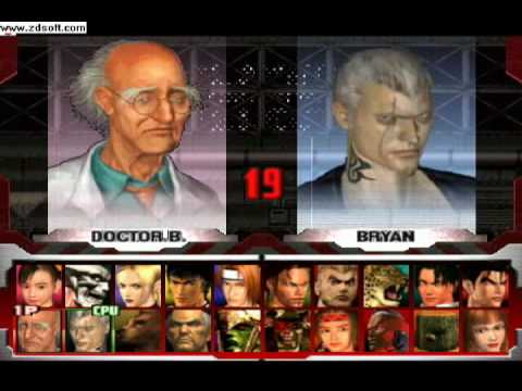 Copy Of Tekken 3 Unlock All Characters Download Youtube