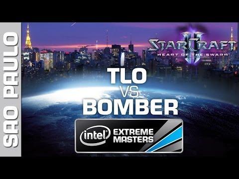 TLO vs. Bomber - 2/2 - Quarterfinal - IEM Sao Paulo - StarCraft 2