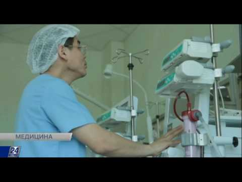 Медицина. КДЛ больницы МЦ Управления Делами Президента