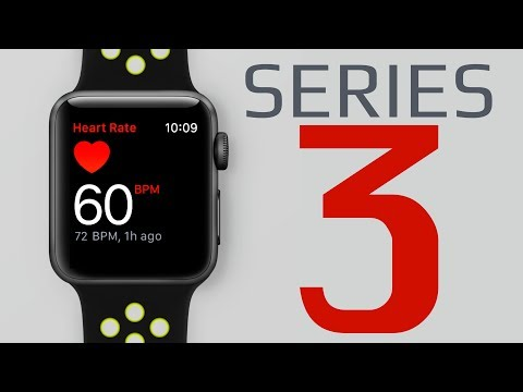 Apple Watch takes top marks in Stanford study amid Series 3 rumors