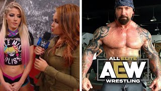 WWE Female Reveals She's Bi...Batista to AEW?...WWE Rival Promoter Passes Away...Wrestling News