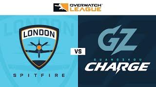 London Spitfire vs Guangzhou C…