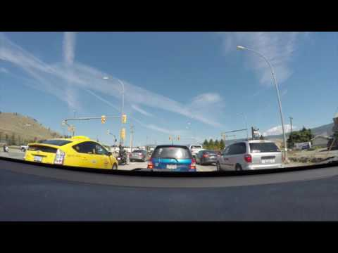 Time Lapse of Road Trip from Aldergrove to Regina on Trans Canada Hwy