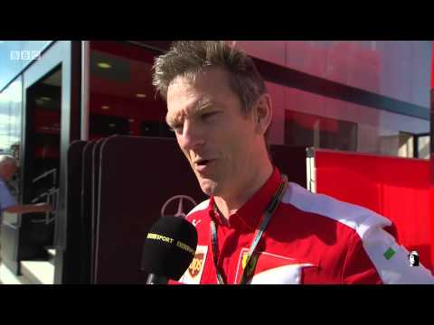 2015 Hungary - Post-Race: BBC James Allison
