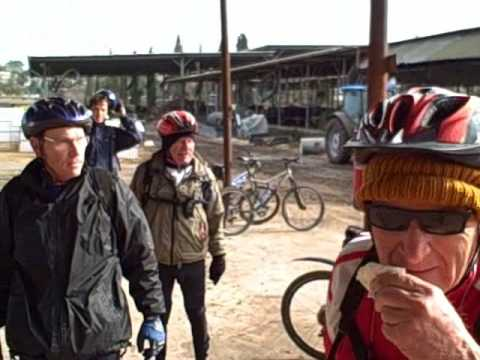 01 2009 Winter bike ride with Gera