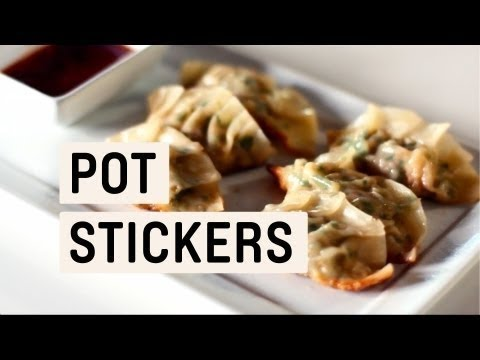 Recipe Wars - Pot Stickers
