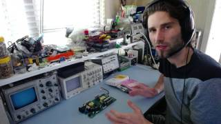 Dell 2405FPW LCD Monitor Power Supply Repair