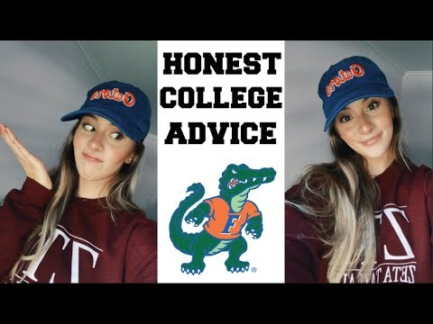 COLLEGE FRESHMAN ADVICE | Top Tips You NEED To Know!
