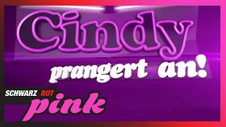 Cindy prangert an | Schwarz, Rot, Pink | SAT.1
