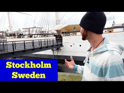 Living On a Boat In Sweden