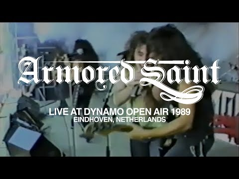 Armored Saint - Live at Dynamo Open Air | May 15, 1989