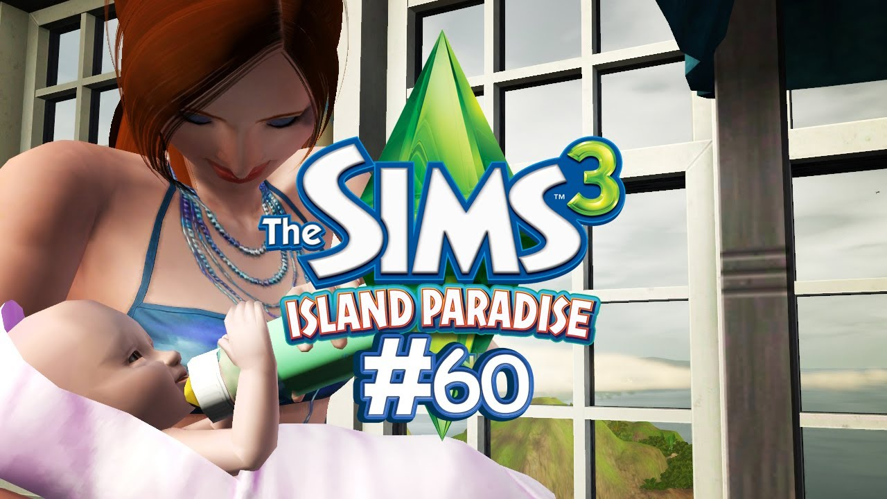 Die sims 3 inselparadies 060 babyzimmer delux youtube - Sims 3 babyzimmer ...