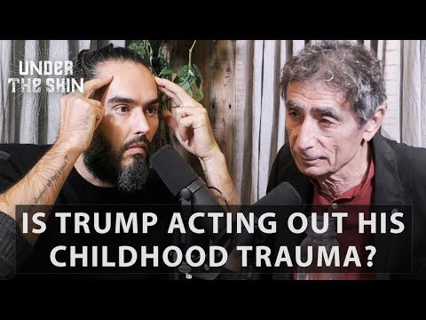Is Trump Acting Out His Childhood Trauma? Russell Brand & Dr. Gabor Maté