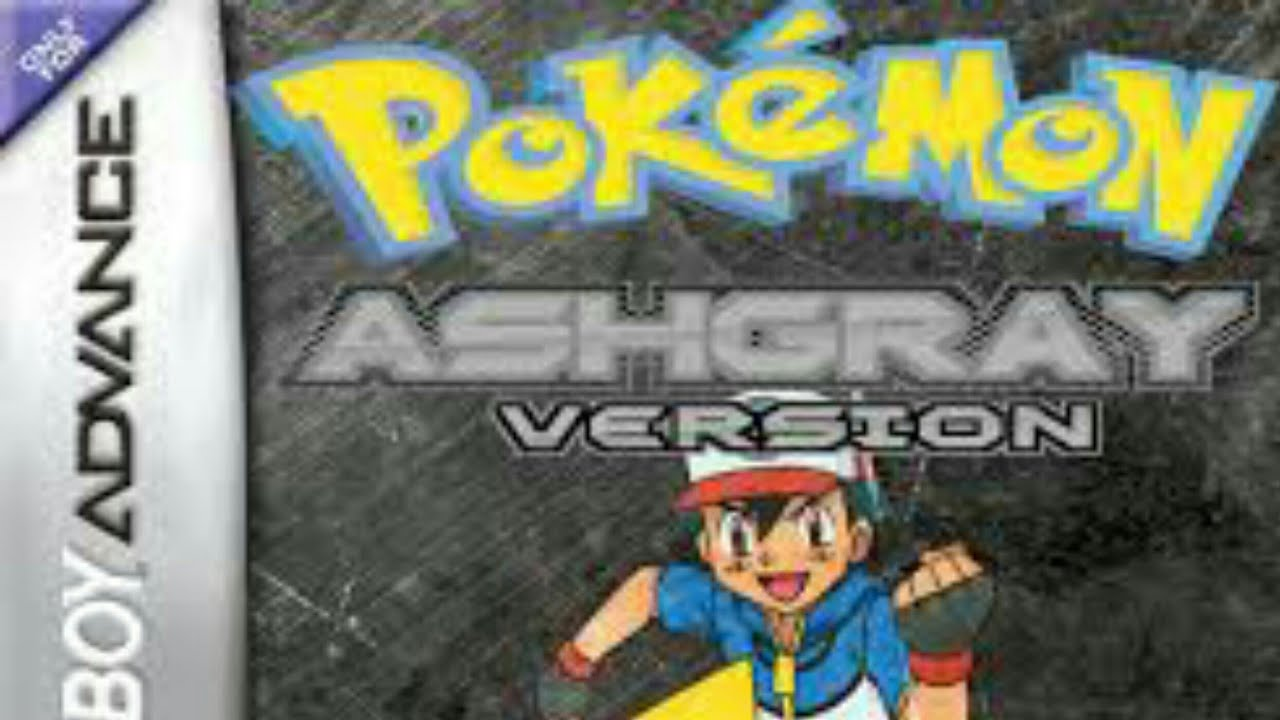 pokemon ash gray download for android apk