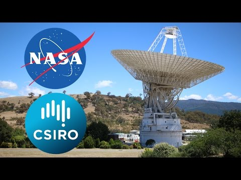 NASA Canberra Deep Space Communications Complex | Deep Space Network