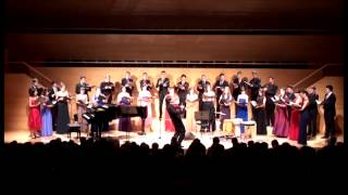 Enrice Morera: La sardana de les monges - Catalan National Youth Choir; Xavier Puig