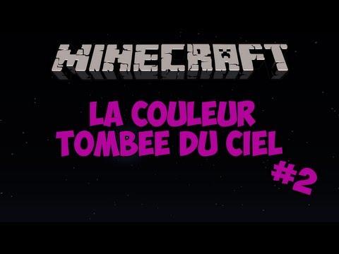 ╚ Minecraft Map FR ╝ La couleur tombée du ciel #2 - ATHENA !