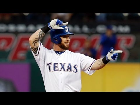 Jeff K - Josh Hamilton To Be Inducted Into Texas Rangers Hall Of Fame Saturday Night