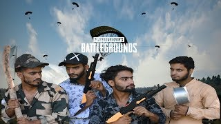 PUBG INDIA_ REAL LIFE BATTLE ROYALE || jammu viners ||
