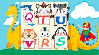 Learn ABC Alphabet Song for Children - Preschool Learning Simple Songs for Kids