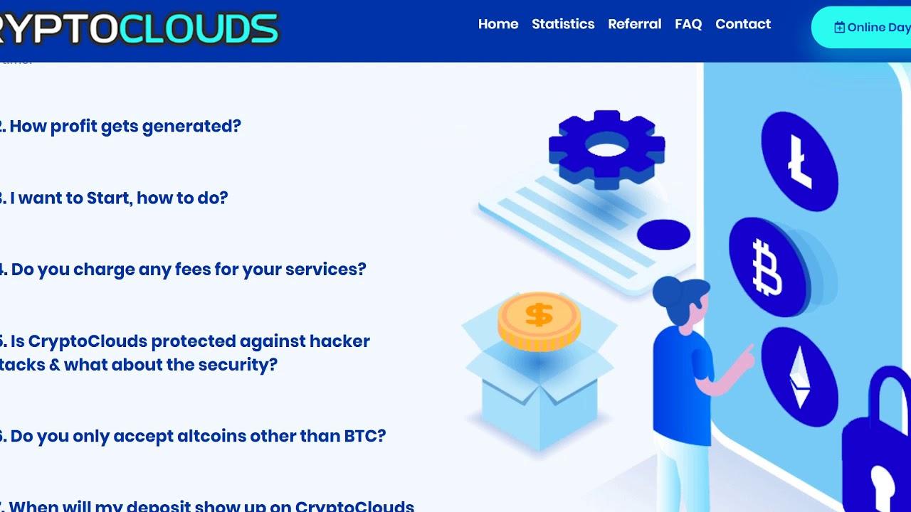 Investasi Online Usi-Tech BITCOIN Profit %