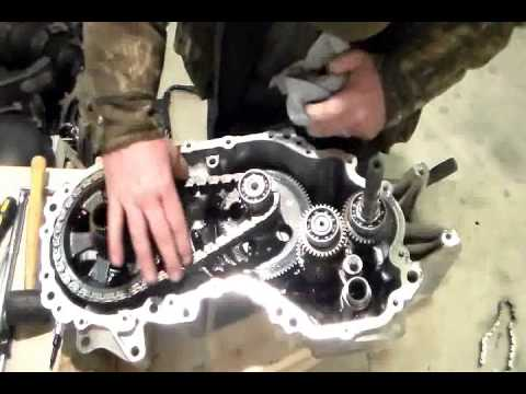 2012 Polaris Sportsman Transmission Repair Part I