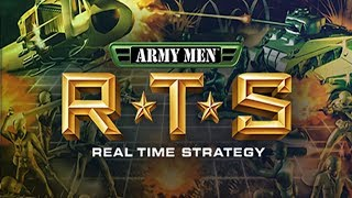Army Men RTS Review (PC, PS2, GCN)