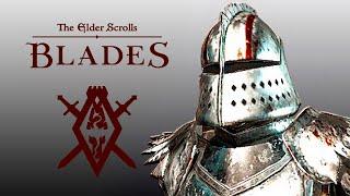 The Elder Scrolls | Blades ЛЕГЕНДАРНАЯ БРОНЯ, ГОРОД 10 УРОВНЯ И БЕСПЛАТНЫЙ ЛЕГЕНДАРНЫЙ СУНДУК!