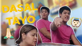 Dasal tayo | CANDY & QUENTIN | OUR SPECIAL LOVE