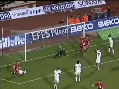 Turkey-Latvia 2:2..Win Latvia!!