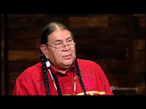 Tom B.K. Goldtooth – Stopping the Privatization of Nature | Bioneers