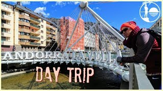 DAY TRIP TO ANDORRA FROM BARCELONA | Europe Travel Guide