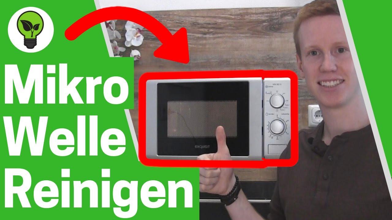 mikrowelle reinigen ultimativer lifehack wie mit zitrone essig mikrowelle sauber machen. Black Bedroom Furniture Sets. Home Design Ideas
