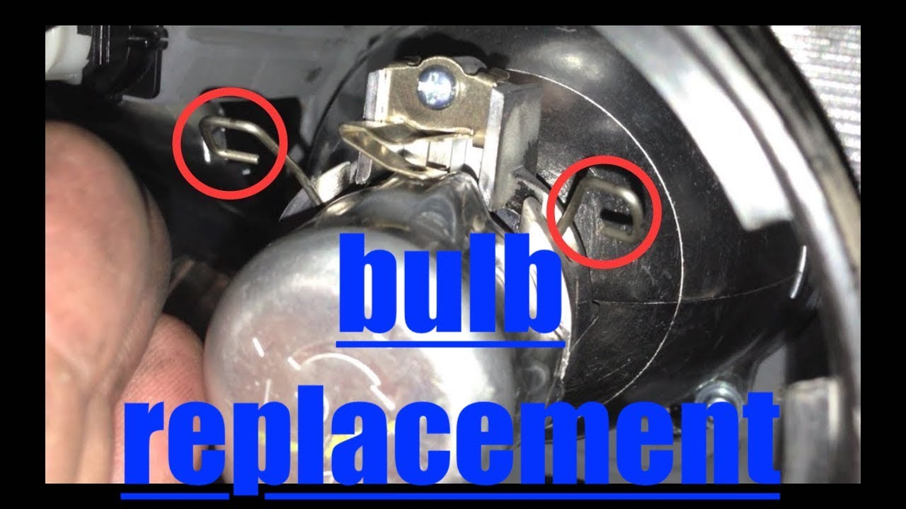 Lexus Headlight Diagram Engine Control Wiring Rx300 Easy Hid Bulb Replacement Es330 Fix It Angel Rh Youtube Com Ls460